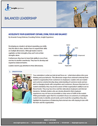 Balanced Leadership White Paper preview
